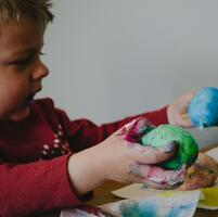 manualidades y pintura
